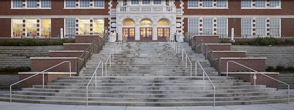 Garfield High School Thomas Rengstorf And Associates Landscape Architecture Site Planning Urban Design Seattle Wa